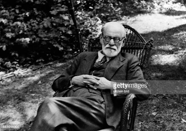 Freud Sigmund *18561939Psychater A in der Strassergasse1935