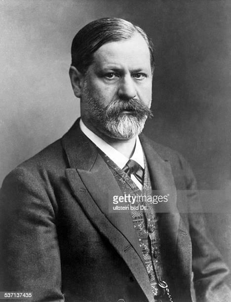 Freud Sigmund Wissenschaftler Psychoanalytiker Österreich Porträt undatiert