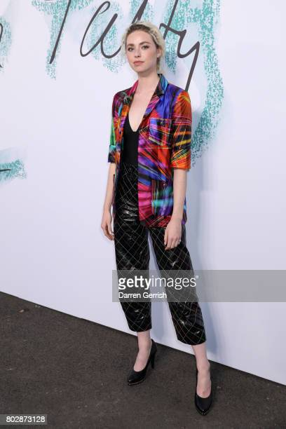 Freya Mavor attends the Summer Party 2017 presented by Serpentine and Chanel at The Serpentine Gallery on June 28 2017 in London England