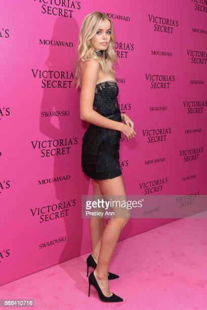 Frida Aasen attends 2017 Victoria's Secret Fashion Show In Shanghai After Party at MercedesBenz Arena on November 20 2017 in Shanghai China