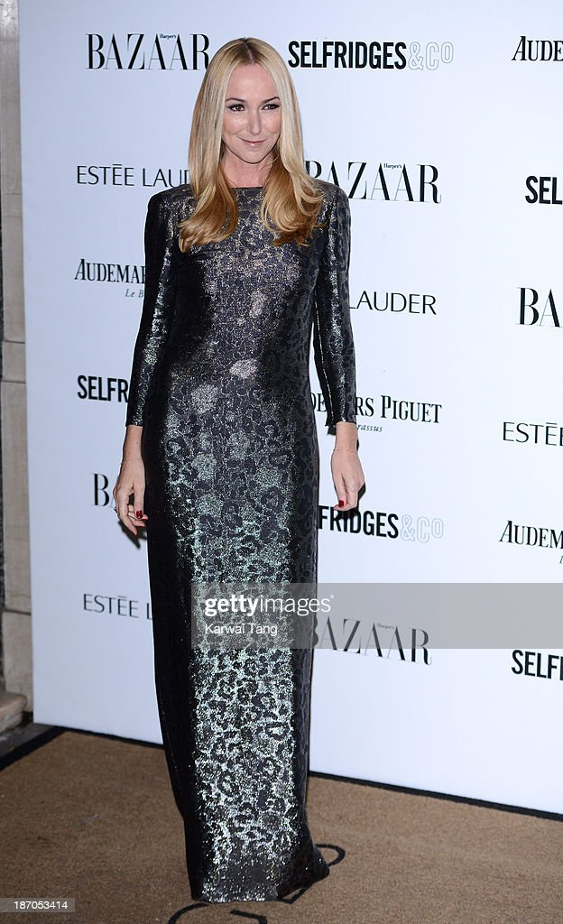 Frida Giannini attends the Harpers Bazaar Women of the Year Awards at Claridge's Hotel on November 5, 2013 in London, England.