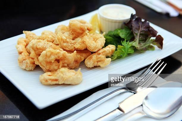 fried calamri appetizer XXXL