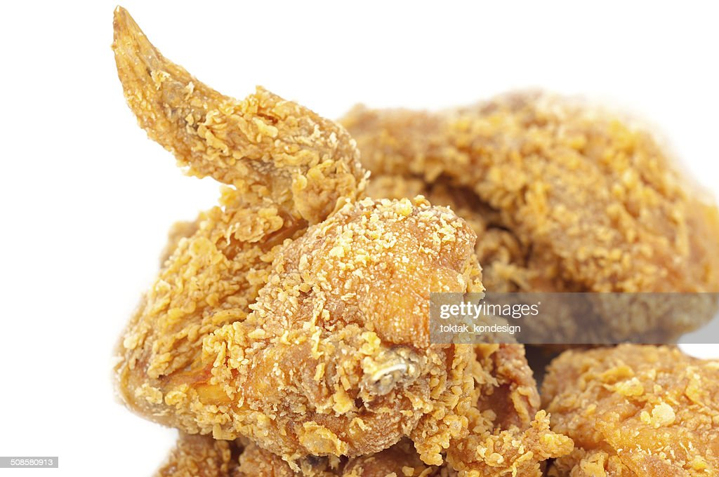 fried chicken : Stock Photo