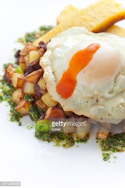 Fried Egg and Hash