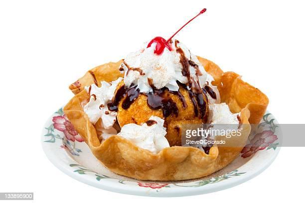 焼きアイスクリーム