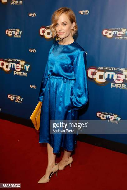 Friederike Kempter attends the 21st Annual German Comedy Awards at Studio in Koeln Muehlheim on October 24 2017 in Cologne Germany