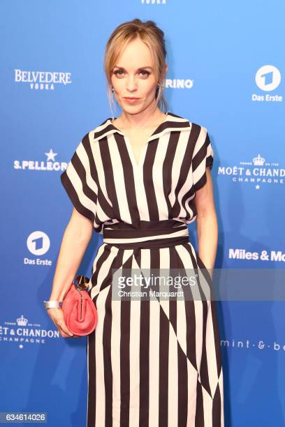 Friederike Kempter attends the Blue Hour Reception hosted by ARD during the 67th Berlinale International Film Festival Berlin on February 10 2017 in...