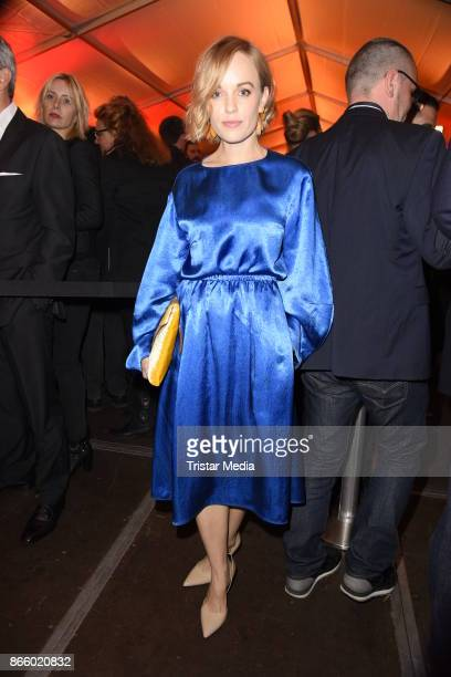 Friederike Kempter attends the German Comedy Awards at Studio in Koeln Muehlheim on October 24 2017 in Cologne Germany