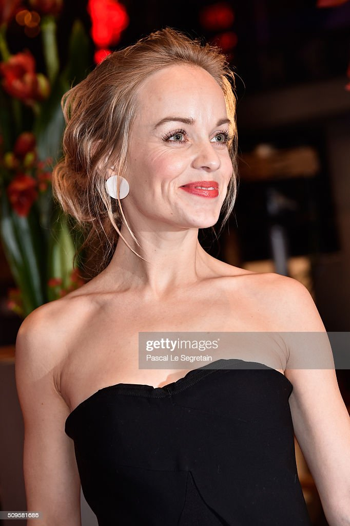 Friederike Kempter attends the 'Hail, Caesar!' premiere during the 66th Berlinale International Film Festival Berlin at Berlinale Palace on February 11, 2016 in Berlin, Germany.