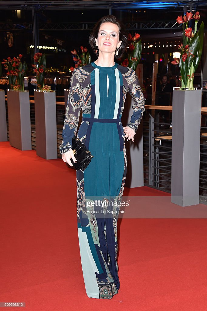 Friederike Wagner attends the 'Hail, Caesar!' premiere during the 66th Berlinale International Film Festival Berlin at Berlinale Palace on February 11, 2016 in Berlin, Germany.