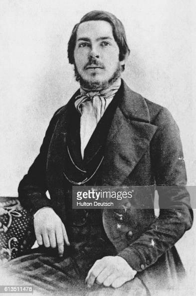 Friedrich Engels as a Young Man