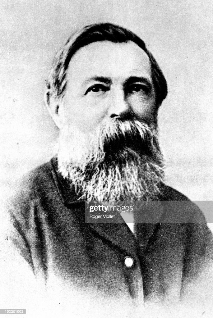 <a gi-track='captionPersonalityLinkClicked' href=/galleries/search?phrase=Friedrich+Engels&family=editorial&specificpeople=142606 ng-click='$event.stopPropagation()'>Friedrich Engels</a> (1820-1895), German social theorist, circa 1870.