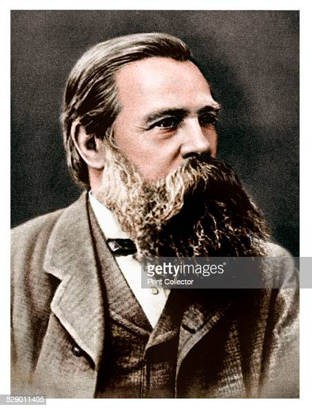 Friedrich Engels German socialist and collaborator and supporter of Karl Marx 1879 Engels lived mainly in England from 1842 He cooperated with Marx...