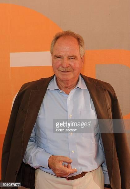 Friedrich von Thun ZDFEmpfang beim 'Filmfest München 2011' 'Café Atlas' München Bayern Deutschland Europa Logo Schauspieler Promi BB FTP PNr...