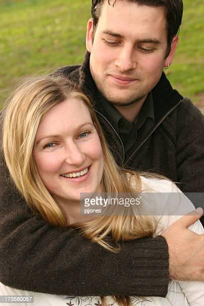 Sympathique Couple