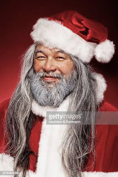 Friendly Santa Claus
