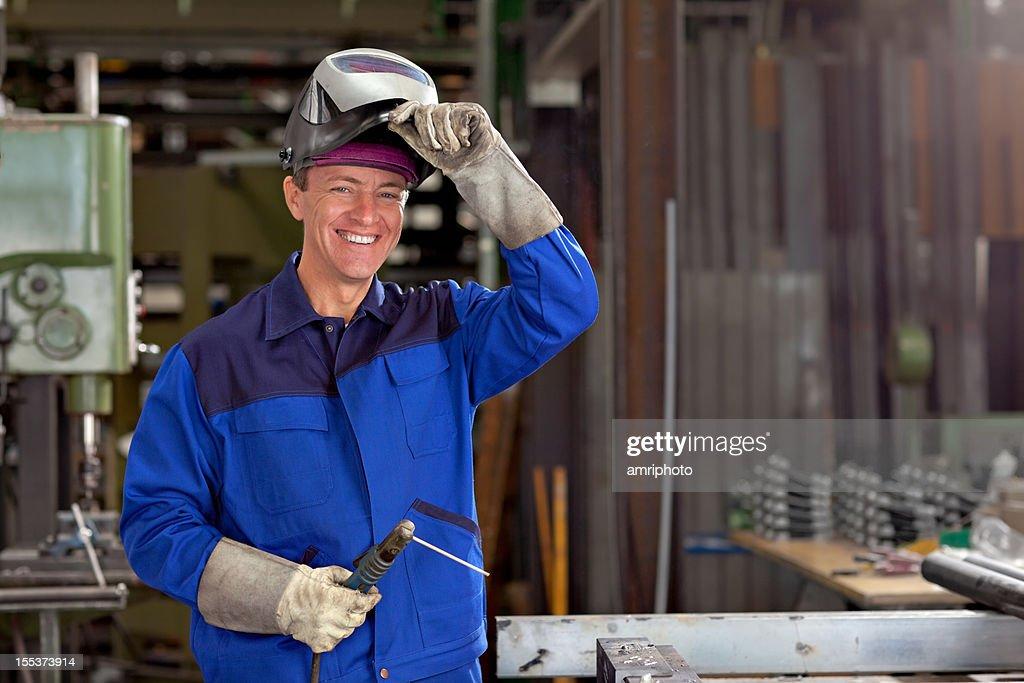 friendly welder