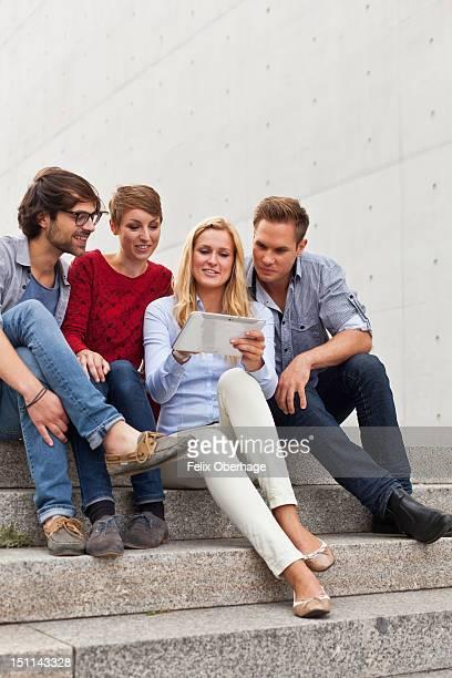 Friends in Berlin