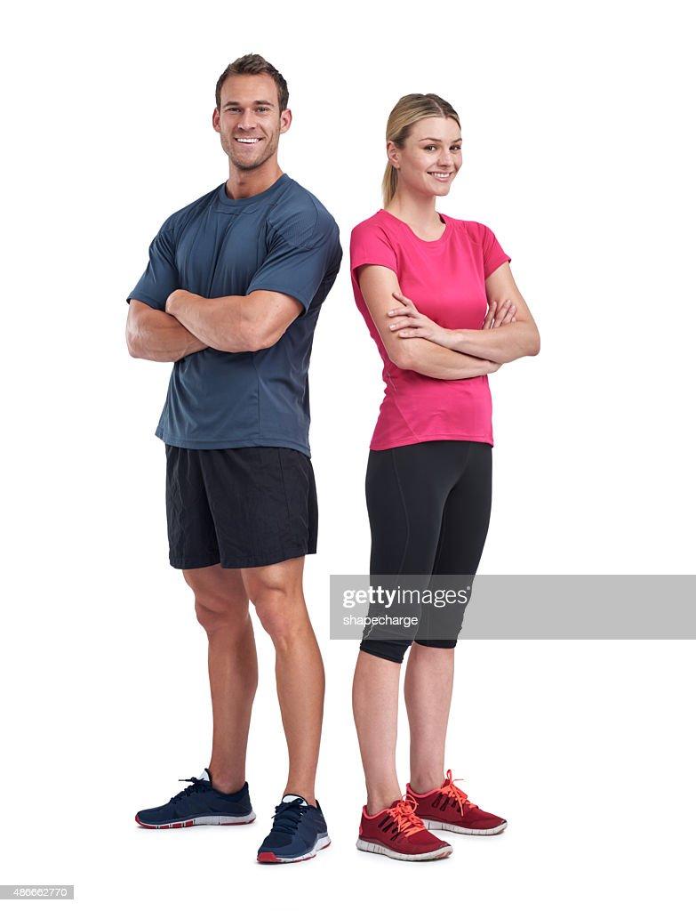 Friends in fitness