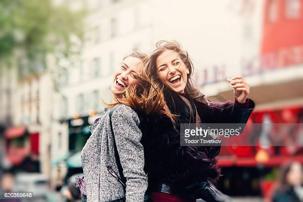 Freunde in Paris