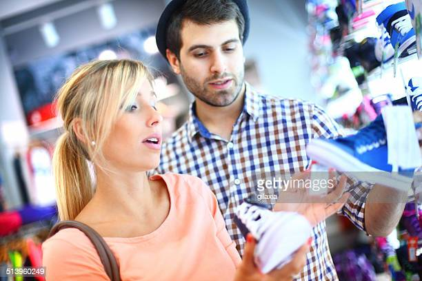 Amici lo shopping.