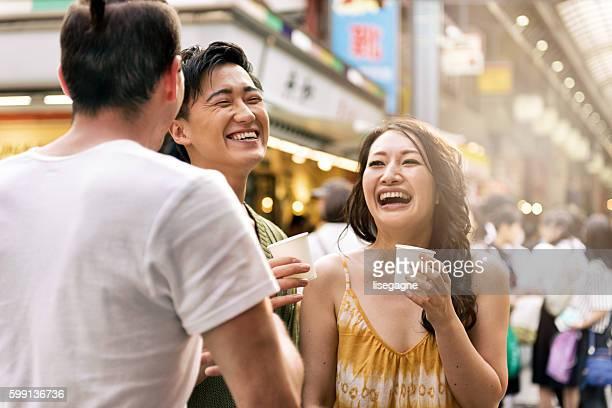 Friends in Tokyo