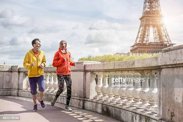 Amis pour une course