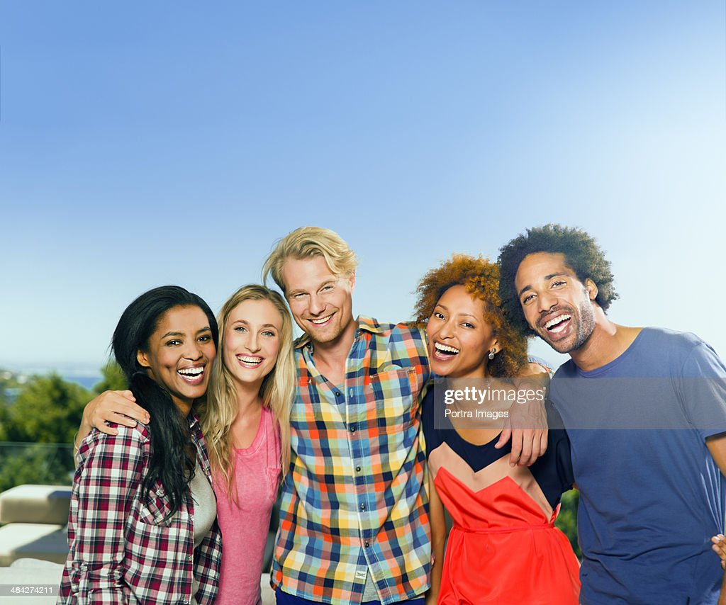 Friends : Stock Photo