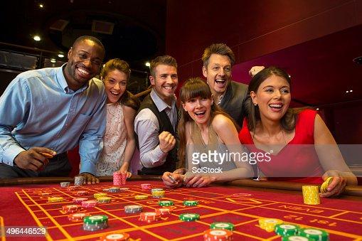 People Gambling Stock ...