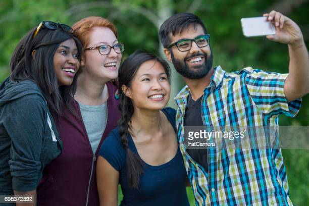 Ethnic Young Adults