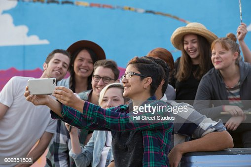 Rogers creative group stock photos and pictures getty images for Creative selfie wall