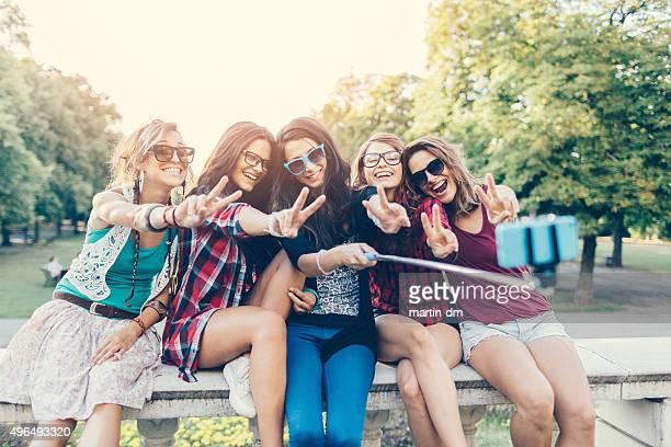 Freunde, Schülern