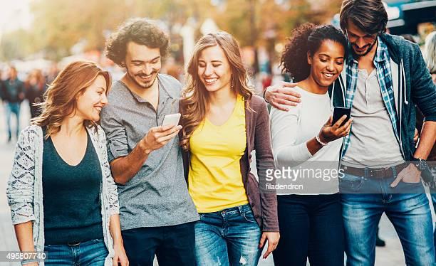 Freunde SMS