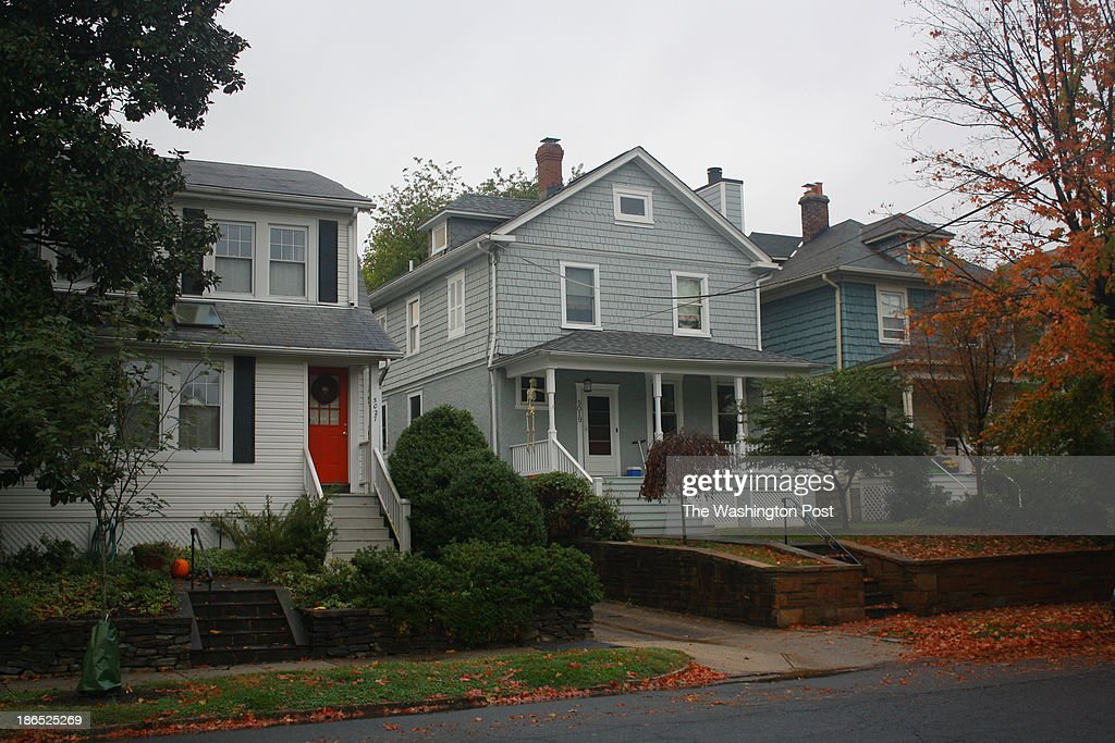 Friendship Heights is architecturally diverse, with home styles including Colonials, rowhouses and farmhouse-style homes.