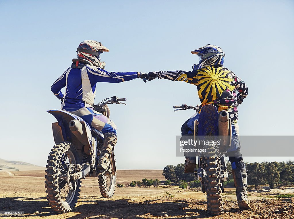 Friendship, respect and a fierce rivalry