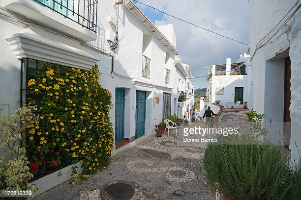 Frigiliana, mountain village
