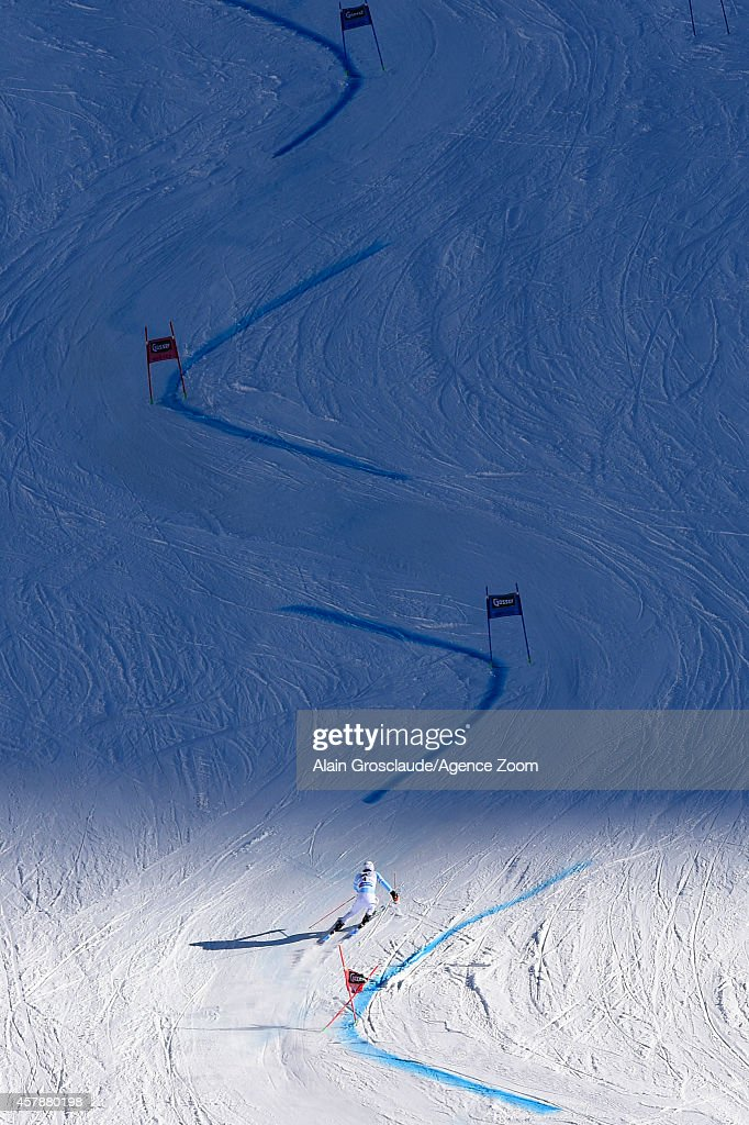 <a gi-track='captionPersonalityLinkClicked' href=/galleries/search?phrase=Fritz+Dopfer&family=editorial&specificpeople=5639346 ng-click='$event.stopPropagation()'>Fritz Dopfer</a> of Germany competes during the Audi FIS Alpine Ski World Cup Men's Giant Slalom on October 26, 2014 in Soelden, Austria.