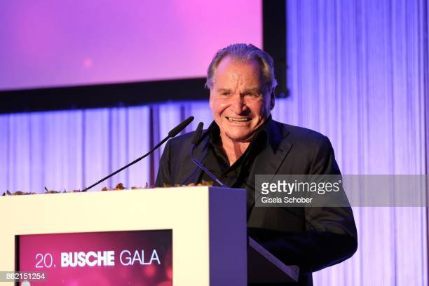Fritz Wepper during the 2oth 'Busche Gala' at The Charles Hotel on October 16 2017 in Munich Germany