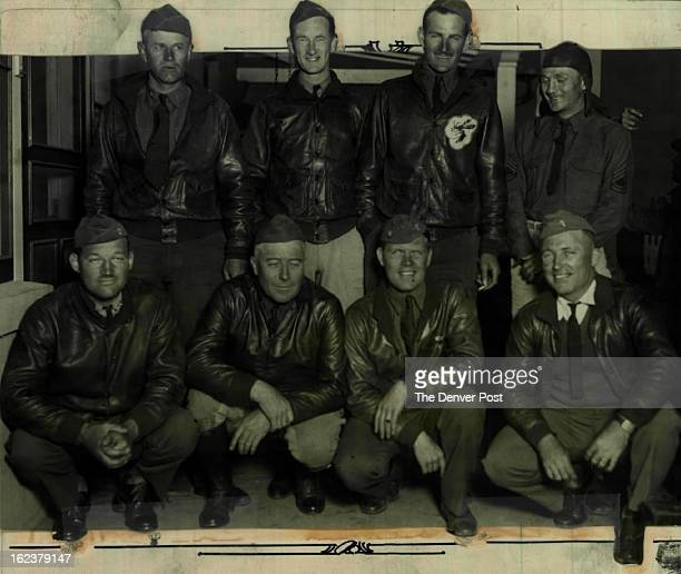 APR 30 1930 From Kelly Field at San Antonio Tex these army flyers hopped to Denver Tuesday afternoon to take part in the big army air show sponsored...