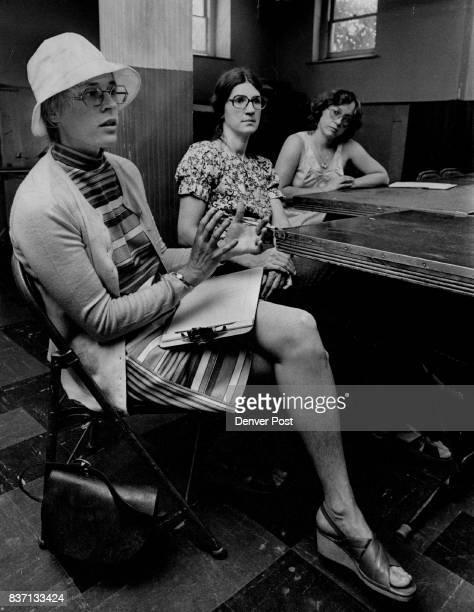 From left are Susan Spragg Joan McCarthy and Cheryl Moffitt Credit Denver Post