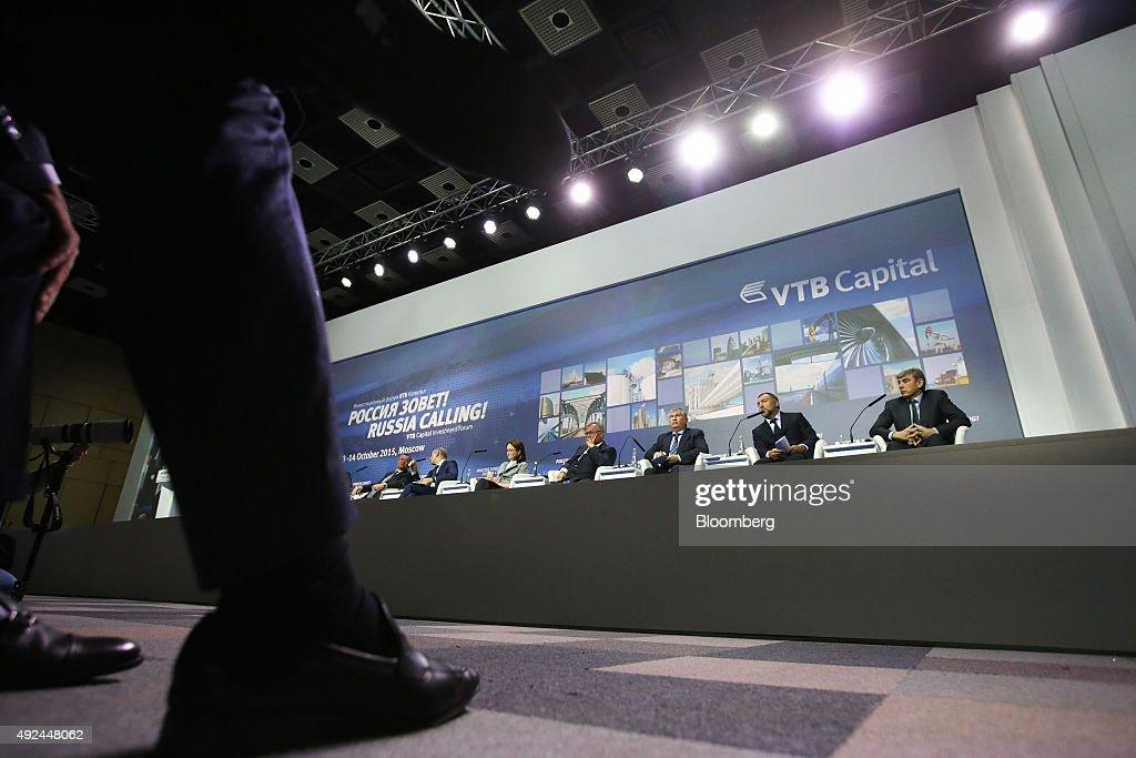 Key Speakers At VTB Capital Investment Forum