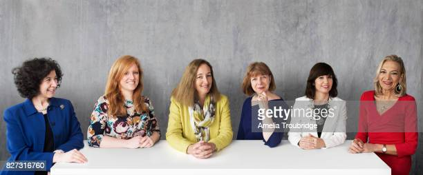 From left to right are Barbara DomayneHayman Chief Business Officer Autifony Therapeutics Naomi Weir Deputy Director Campaign for Science and...