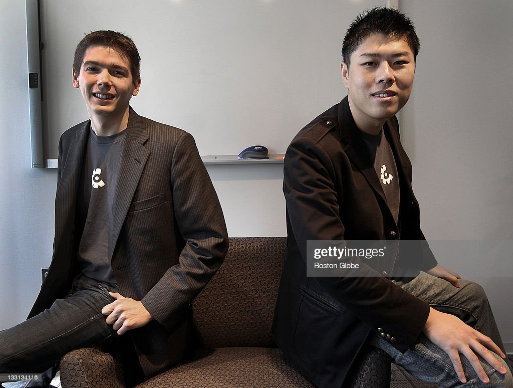 co-founder Jeff Seibert and Wayne Chang, a local tech head/entrepreneur who has been involved in some of the coolest/weirdest controversial tech episodes, including Napster and Facebook. He is suing the Winklevoss twins for some of the money they got from Zuckerberg in their Facebook suit.