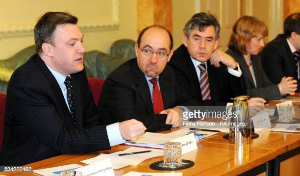 Ed Balls Secretary of State for Children Schools and Families Minister of State for Schools and Learners Jim Knight Prime Minister Gordon Brown and...