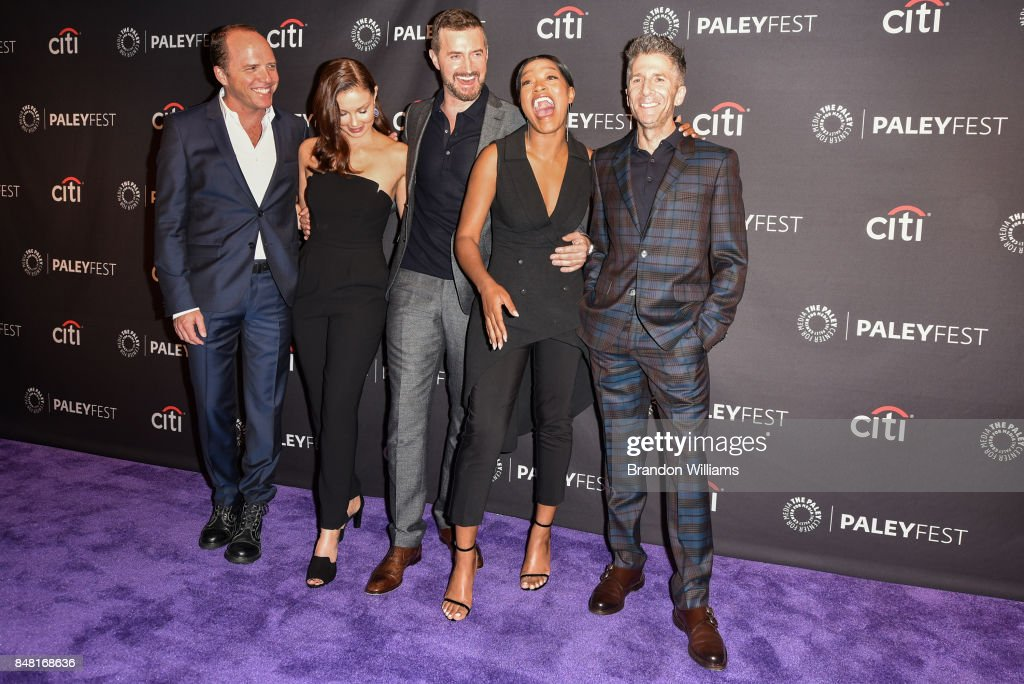 Executive Producer Bradford Winters, actors Ashley Judd, Richard Armitage, Keke Palmer and Leland Orser attends For Media's 11th Annual PaleyFest Fall TV Previews for EPIX at The Paley Center for Media on September 16, 2017 in Beverly Hills, California.