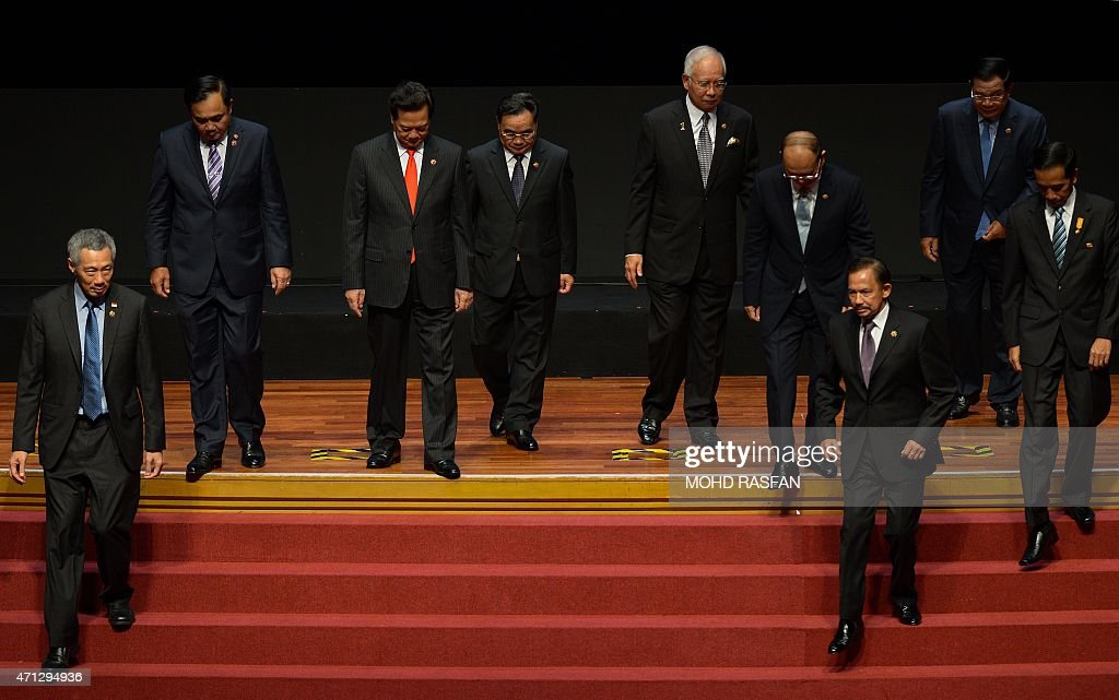 From Singapore's Prime Minister Lee Hsien Loong Thailand's Prime Minister Prayut ChanOCha Vietnam's Prime Minister Nguyen Tan Dung Laos Prime...