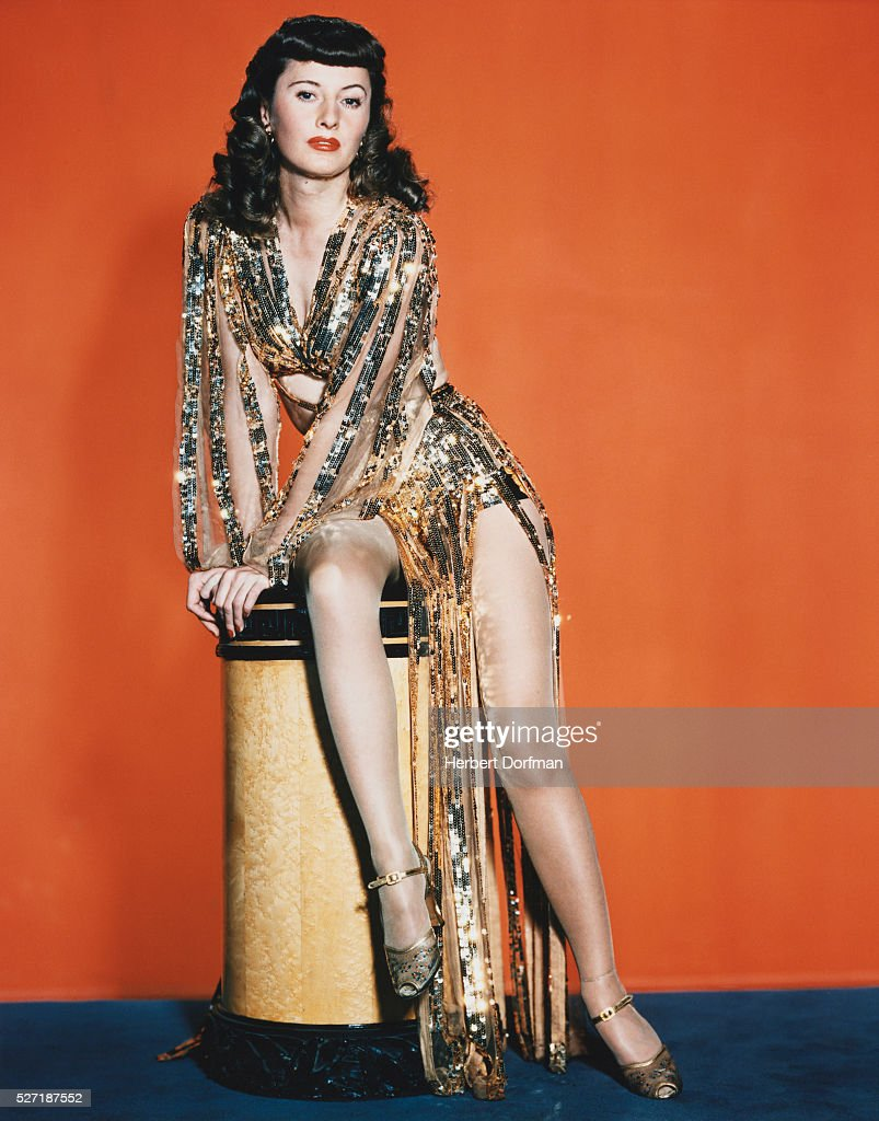 From the 1943 film Lady of Burlesque.