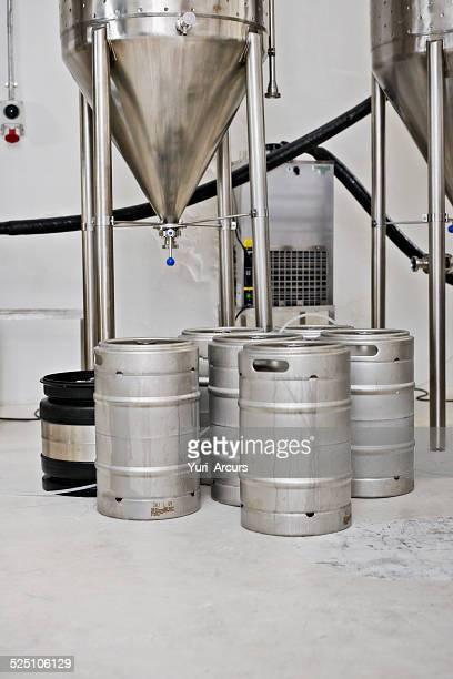 Von der Brauerei Etage an Ihre örtliche Anlaufstelle