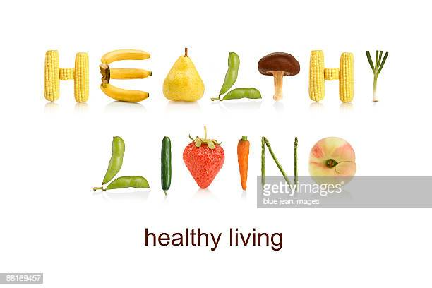 From the Health-abet, healthy living