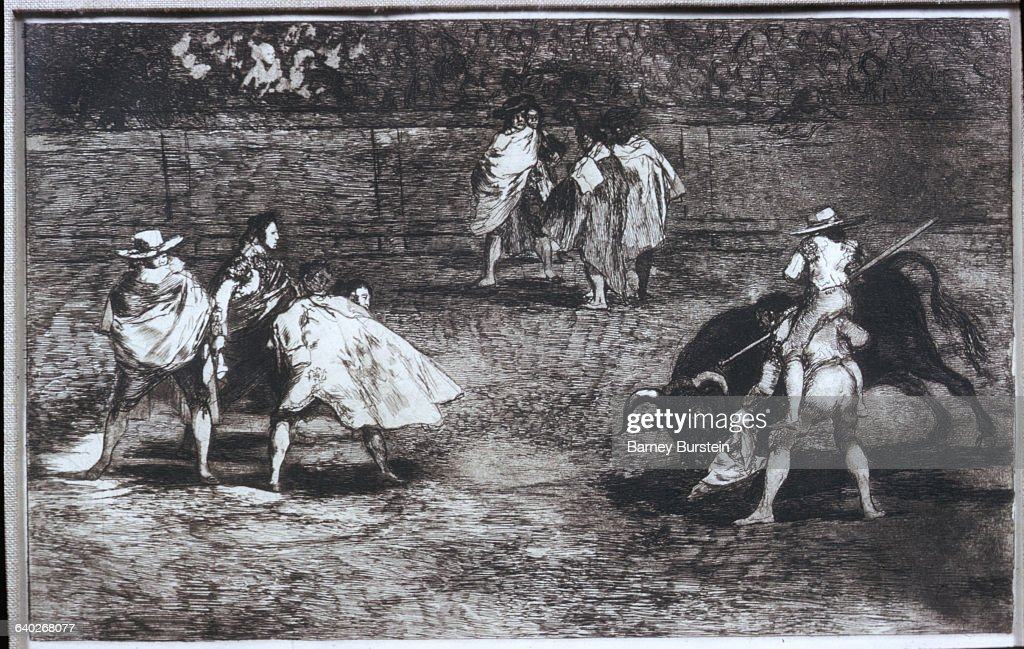 1816 From the series The Art of Bullfighting
